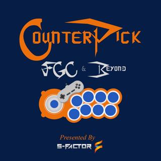 CounterPick - Fighting Games & Beyond's Avatar