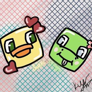 Ducky & Froggy's Avatar