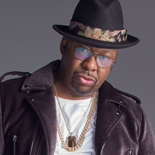 """Bobby Brown """"King of Stage""""'s Avatar"""